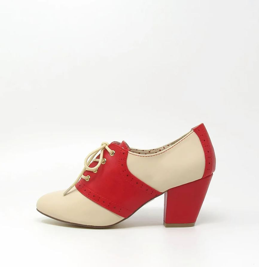 Heather Heel in Red By B.A.I.T.