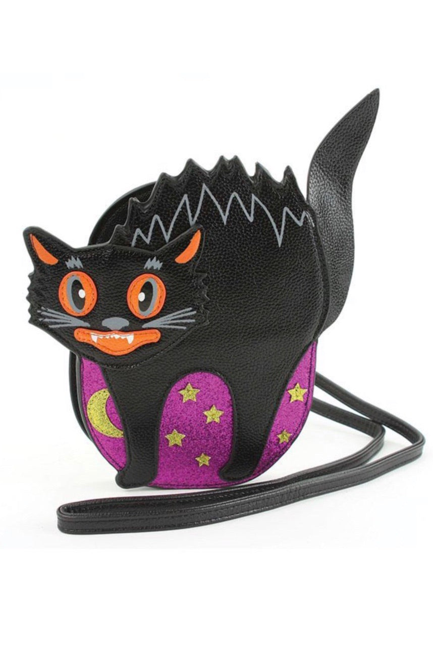 Scaredy Cat Cross-body Bag