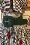 Simple Cinch Belt in Multiple Colors!