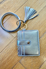 Bracelet Key Chain Wallet