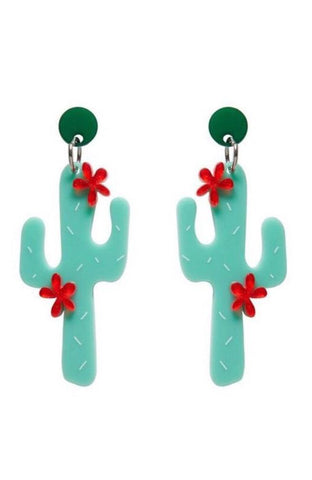 Erstwilder Prickly Pair Earrings