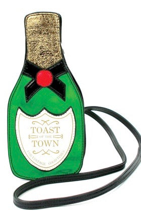 Toast of the Town Crossbody Bag