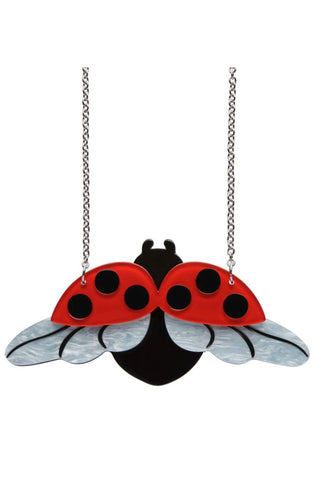 Fly Away Home Necklace by Erstwilder