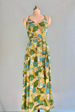 Jayleen Green Floral Dress by Bright and Beautiful