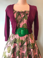 Lorena Pink Forest Top by Collectif