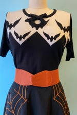 Vamp Bat Sweater by Hell Bunny