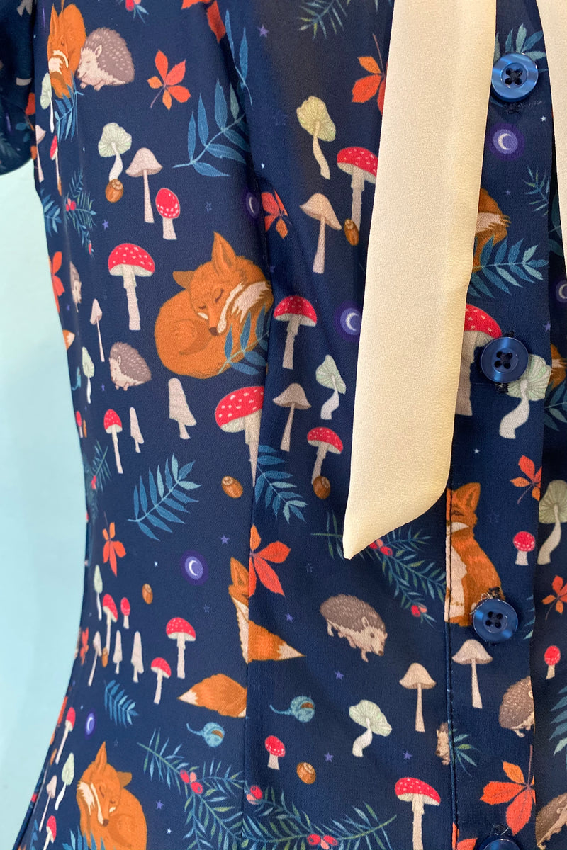 Woodland Critters Elsie Blouse