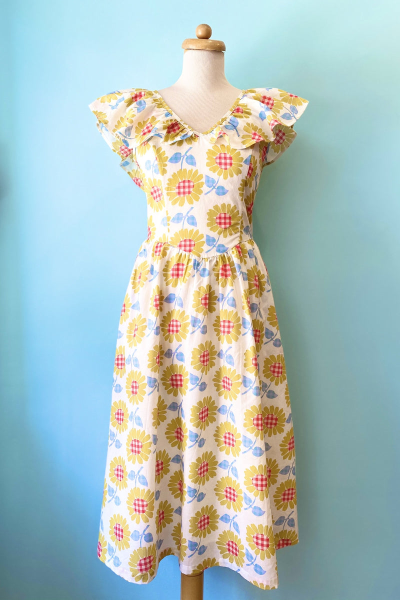 Polly Dress in Park Life by Saint Geraldine