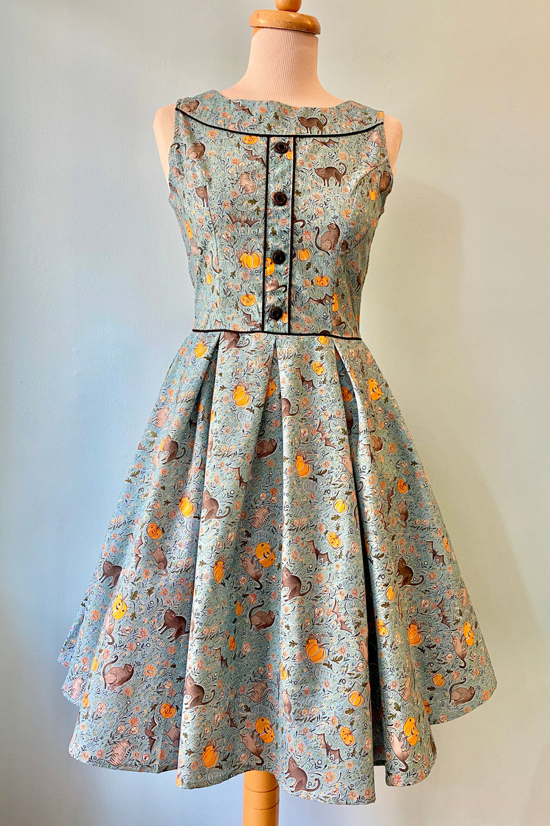 Spooky Cute Elizabeth Dress by Retrolicious