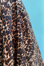 Leopard Print Nova Swing Dress by Collectif