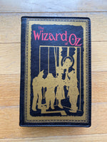 Black Wizard of Oz Book Cross-body Bag
