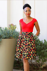 Ornaments Skirt by Retrolicious