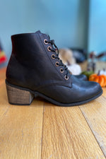 Thunder Booties in Black