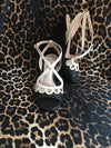 Judith Heel in Black & White by Chelsea Crew