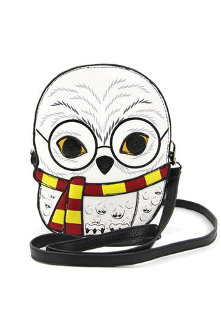 Snow Owl Cross-body Bag