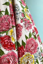 Rosana Floral Dress by Hearts & Roses London