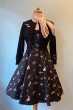Abigail Trick or Treat Cardigan by Collectif