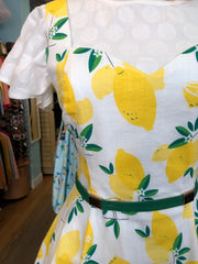 Cecilia Lemons Swing Dress by Collectif