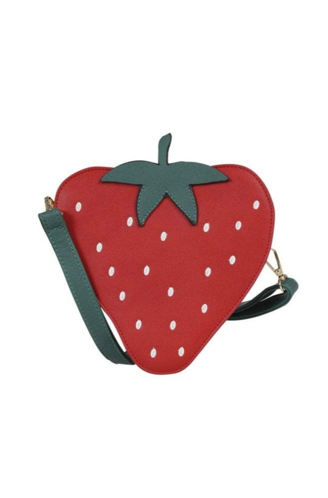 Juicy Strawberry Bag by Collectif