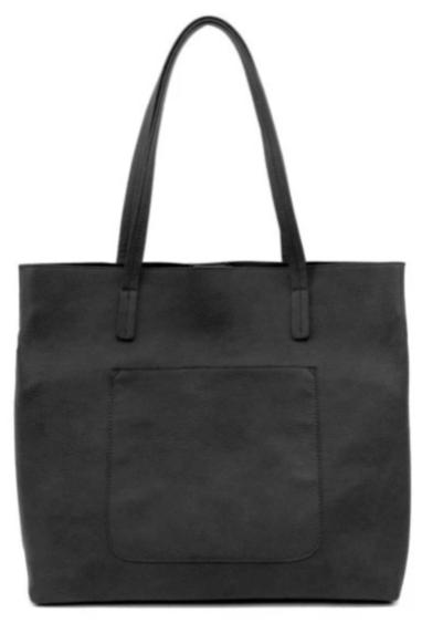 Megan Carry All Tote in Black