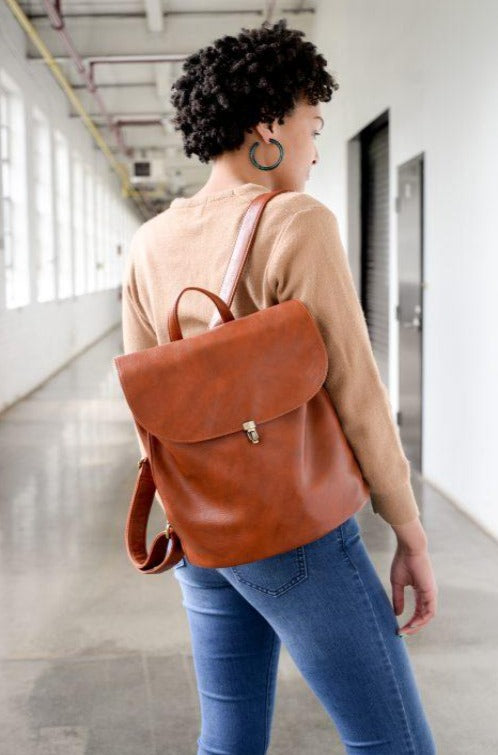 Colette Backpack in Fall Multiple Colors