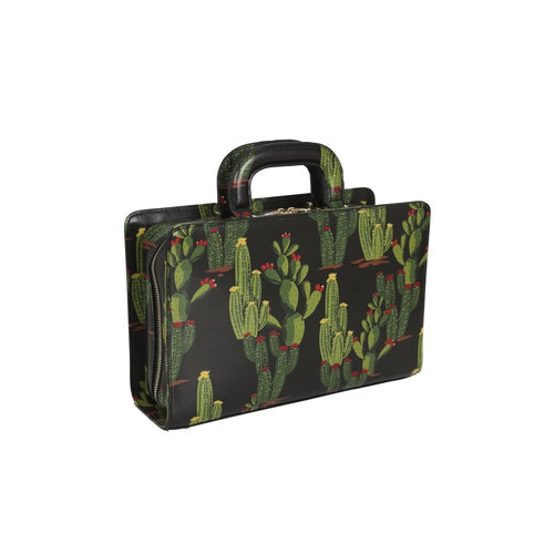 Laila Cactusland Box Bag by Collectif