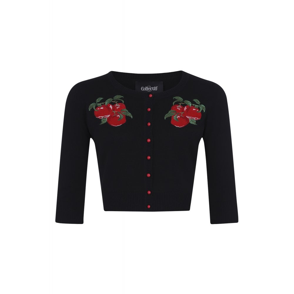 Lucy Apples Cardigan by Collectif
