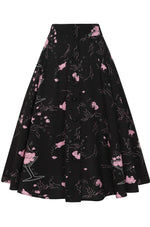 Tipsy Elephant Megan Skirt by Collectif