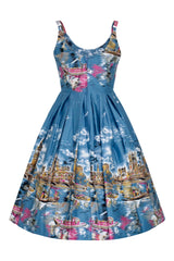 Old London Town Fifi Dress by Retrospec'd