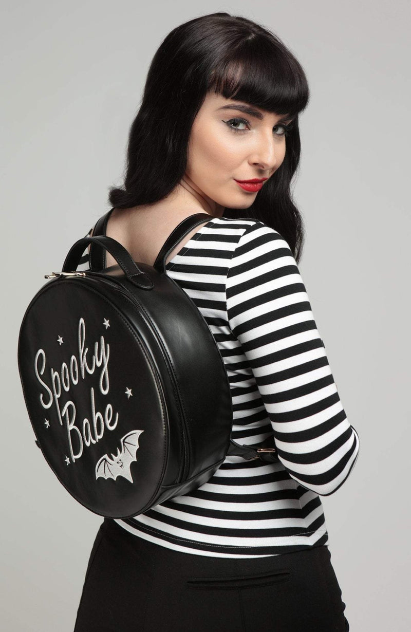 Spooky Babe Backpack Bag by Collectif