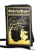 Wuthering Heights Book Cross-body Bag