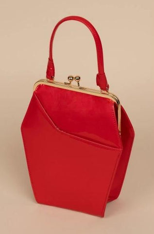 To Die For Purse in Red