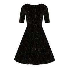 Make a Wish Velvet Trixie Doll Dress by Collectif