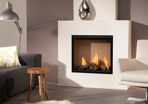 dru. dru global, hole in the wall, gas fire, balanced flu, modern, blazesfiresurrounds,