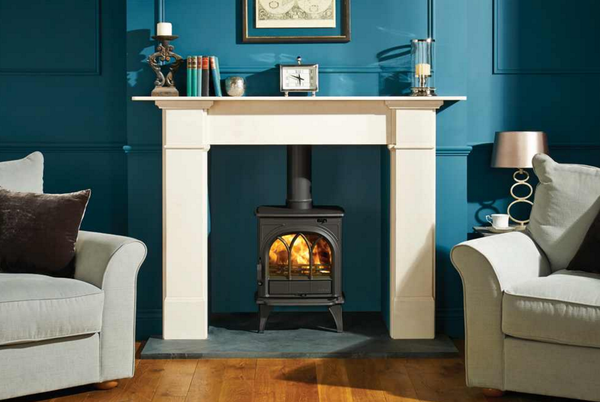 Stovax Huntingdon 25 Wood Burning Stove & Multi-fuel