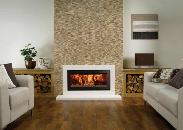 Riva Studio Sorrento Inset Wood Burning Fires