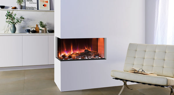 eReflex 60W 2/3 Sided Fire