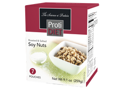 ProtiDiet Roasted & Salted Soy Nuts