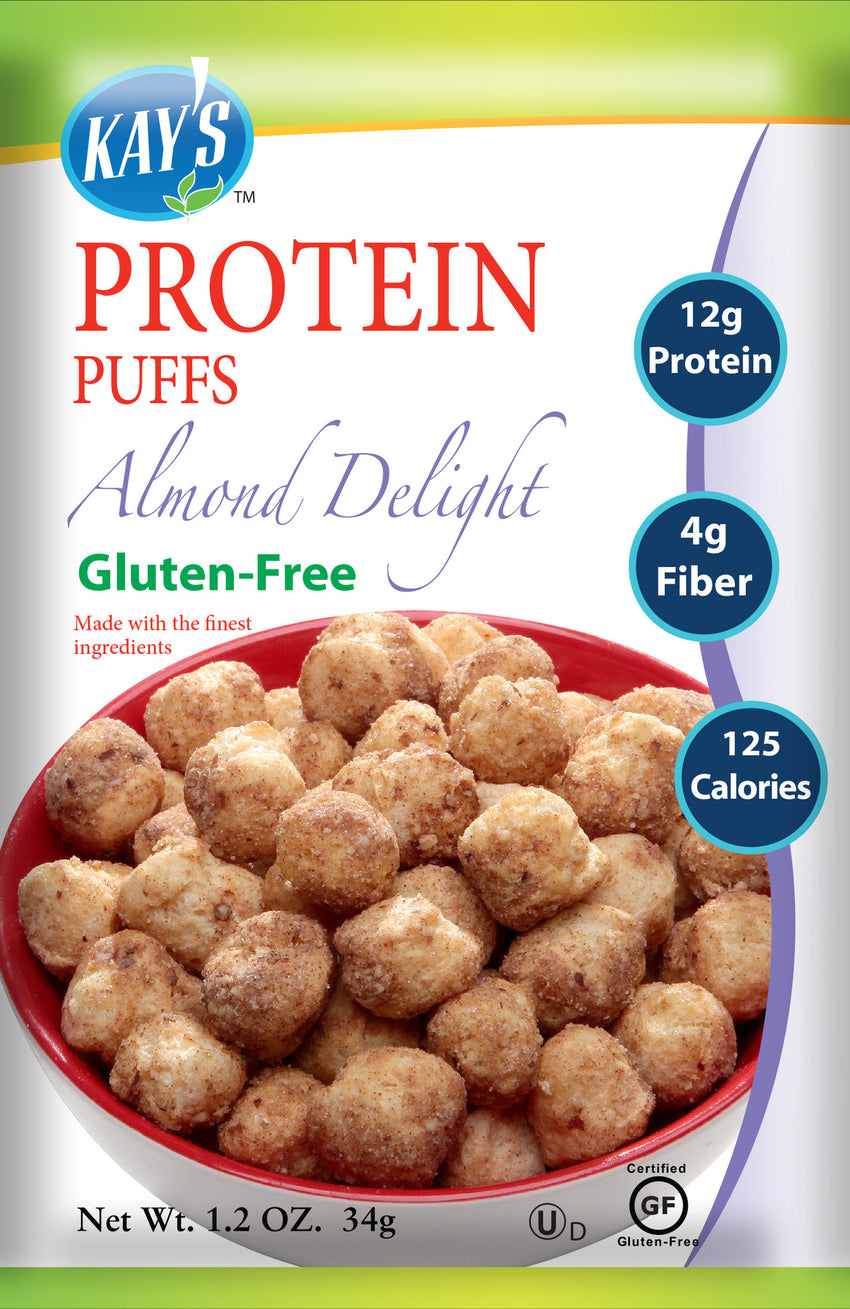 Kay's Naturals - Almond Delight Puffs