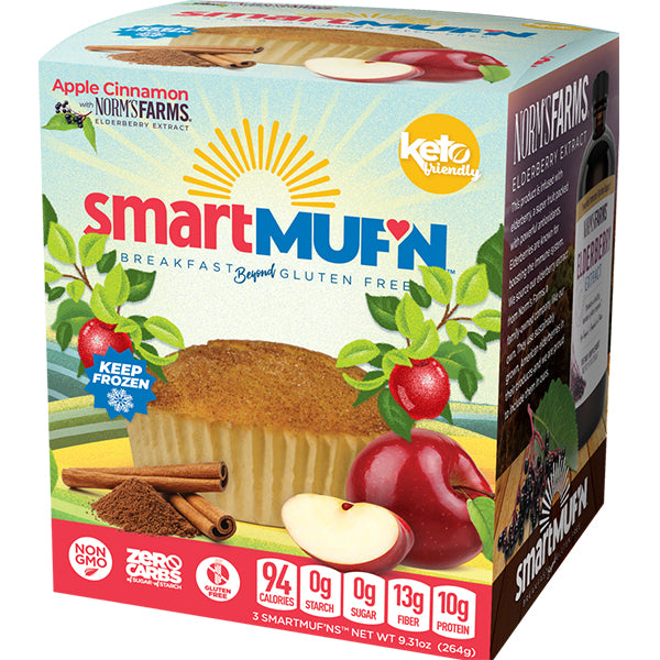 Apple Cinnamon Smartmuf'n