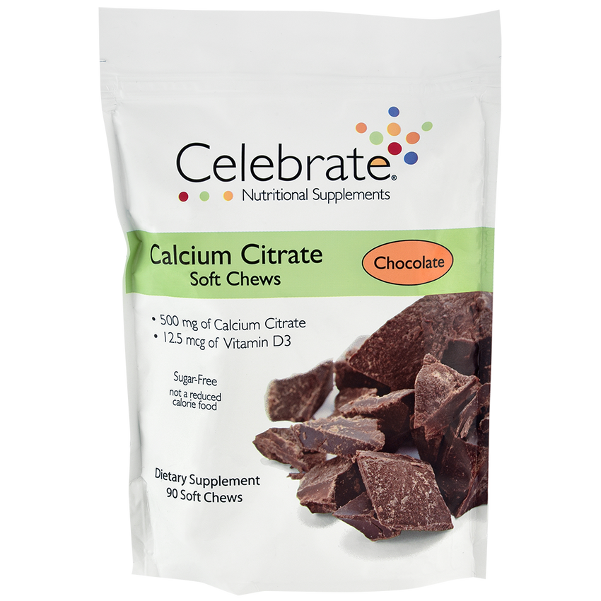 Celebrate Calcium (Chocolate) Soft Chews
