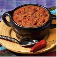 Homestyle Bariatric Chili
