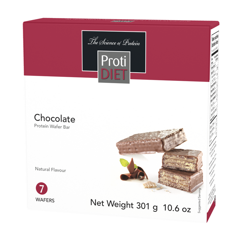 ProtiDiet Chocolate Protein Wafer Bar