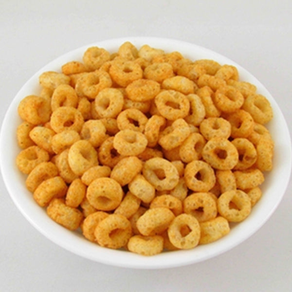 Barbeque Crunch O's