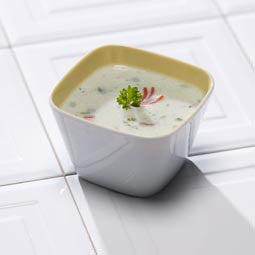 Cream of Vegetable Proti-15 Soup