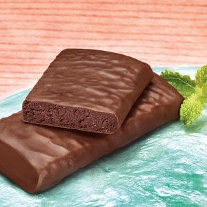 Peppermint Protein Patty