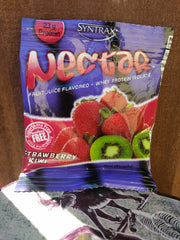 SYNTRAX Nectar - GRAB N' GO - Strawberry Kiwi