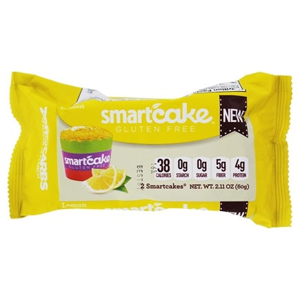Smartcakes™ - Lemon (One Order = 1/2 box)