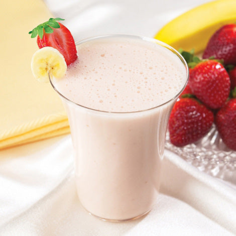 Strawberry Banana - Bariatric Smoothie