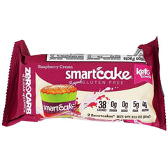 Smartcakes™ - Raspberry Cream  (One Order = 1/2 box)